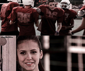 american football, tumblr, and the vampire diaries image