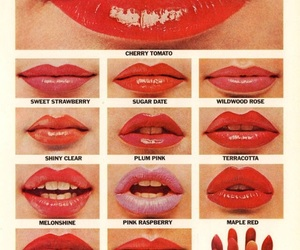 aesthetic, alternative, and lipstick image
