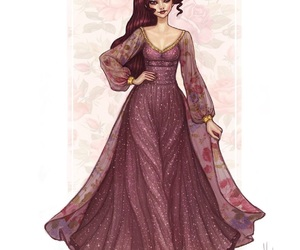 megara, disney, and hercules image