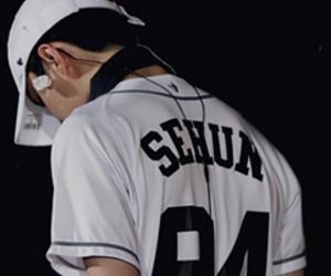 exo, icon, and sehun image