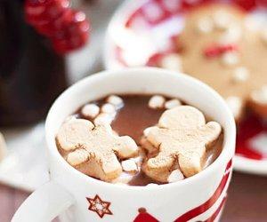 christmas, season, and cocoa image