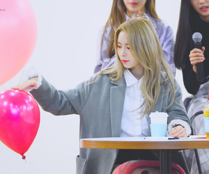 crystal clear, elkie, and kpop image