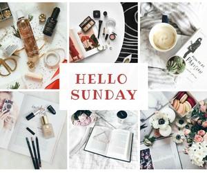 day, good morning, and Sunday image
