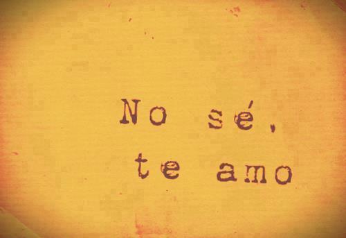 love, te amo, and text image