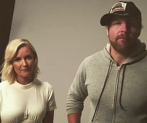 couples, dean ambrose, and love image
