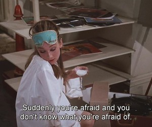 quotes, afraid, and movie image