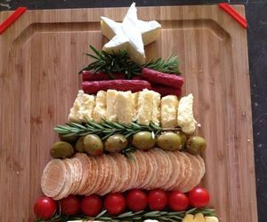 food and christmas image