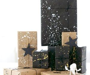 gifts, boxes, and ideas image