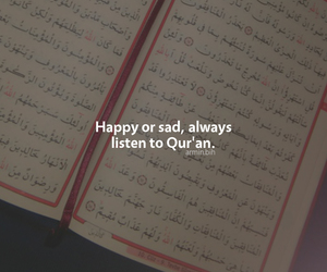 happiness, islam, and quote image
