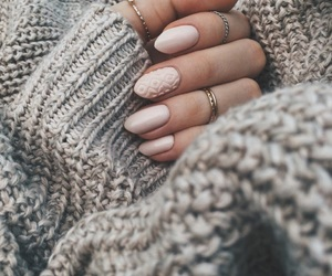 almond, cold, and nails image