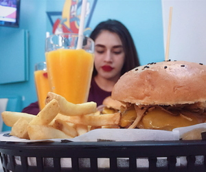 eat, mango, and food image