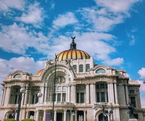 palacio, cdmx, and bellas artes image