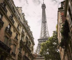paris, alternative, and city image