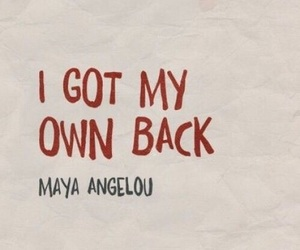 quotes, words, and maya angelou image