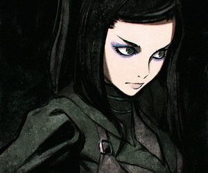 anime, ergo proxy, and re-l mayer image