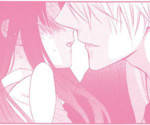 anime, manga, and kiss image