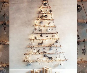christmas, grey, and new year image