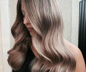girl fashion style, luxury glamour, and hair hairstyles image