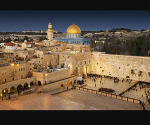 israel and Jerusalem image