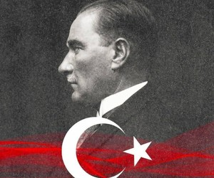 military, turkey, and black red image