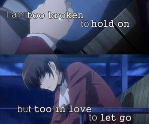 anime, cute, and anime quotes image