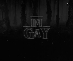 gay, stranger things, and aesthetic image