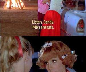 grease, movie, and quotes image