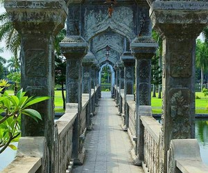 bali, travelling, and wanderlust image