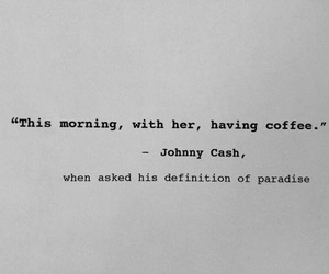 coffee, morning, and love image