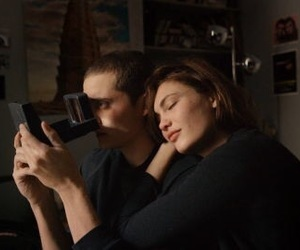 love, couple, and gaspar noe image