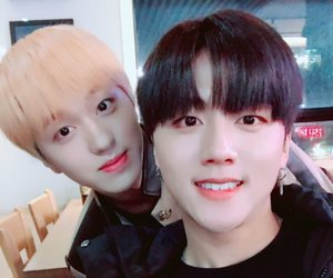 chani and youngbin image