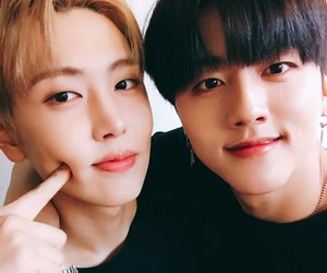 jaeyoon, youngbin, and sf9 image