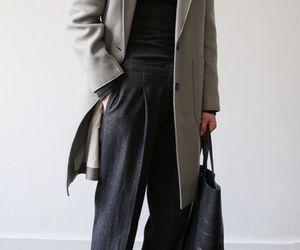 casual, fashion, and minimalist image