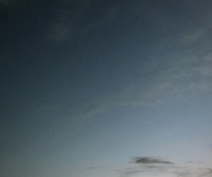 midnight, moon, and sky image
