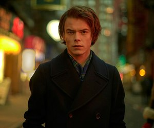 stranger things, charlie heaton, and Hot image