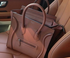 bag, chic, and luxury image