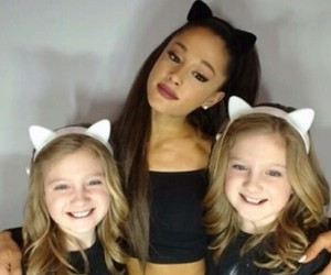 fans, meet and greet, and ariana grande image