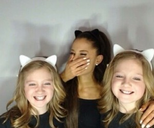 ariana grande, fans, and girl image
