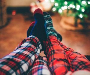 christmas, cosy, and relaxing image