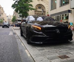 aesthetic, black, and bmw image