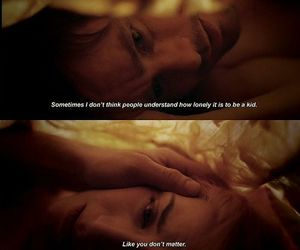 childhood, lonely, and eternal sunshine of the spotless mind image