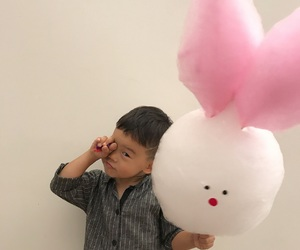 aesthetic, asian, and kids image