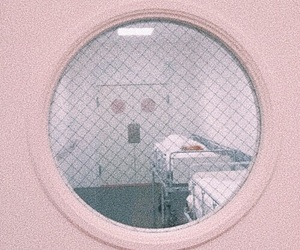 hospital, pink, and aesthetic image
