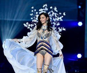 angel, beautiful, and ming xi image