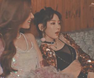 tiffany, taeyeon, and taeny image