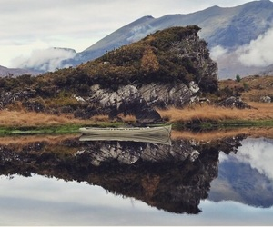 adventure, ireland, and lake image