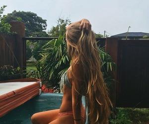 hair and bikini image