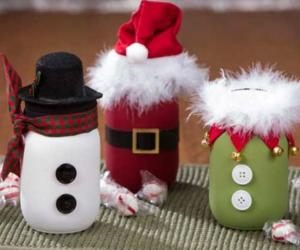christmas lights, diy, and Christmas time image