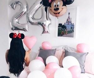 girl, birthday, and 24 image