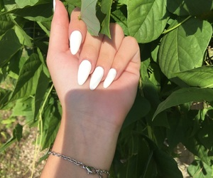 green, nails, and simple image